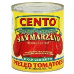 Canned San Marzano Tomatoes